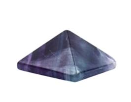 Pyramide Fluorit