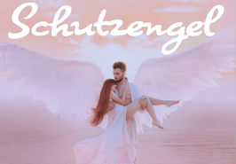 Postkarte: Sexy Schutzengel