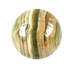 Massage-Kugel Calcit-Aragonit (Onyx-Marmor) , 04cm
