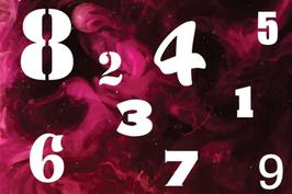 Numerologie zum Auswählen
