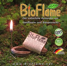 BioFlame Hemp Wick from Germany