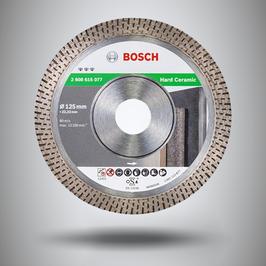 BOSCH® Diamanttrennscheibe Best for Hard Ceramic, 125 x 22,23 x 1,4 x 10 mm