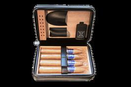 Venezia Cigarrenetui schwarz