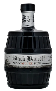 A.H. Riise Black Barrel Navy Spiced | 70 cl