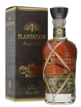 Rum Plantation Barbados XO Extra Old 20th Anniversary | 70 cl
