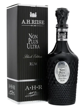 A.H. Riise Non Plus Ultra Black Edition | 70 cl