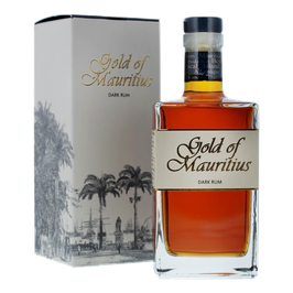 Gold of Mauritius Dark Rum | 70 cl