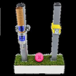 Cigarboy - Golf Trolley Cigarrenhalter inkl. 3 Robusto 20