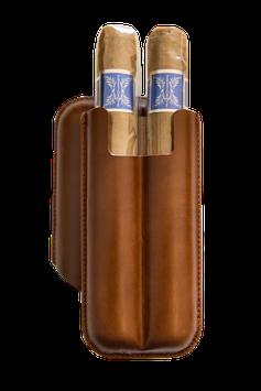 Kapstadt Cigarrenetui braun