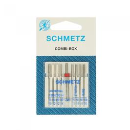 Schmetz combi box met 9 naalden