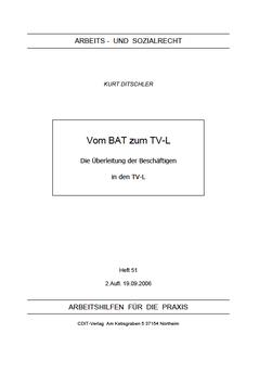 Vom BAT zum TV-L - AP 51