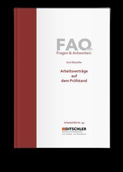 Arbeitsverträge auf dem Prüfstand - AP 93
