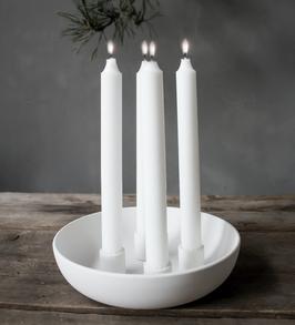 Kerzenschale 4er L