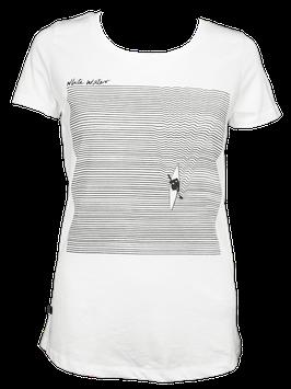 "Shirt ""Liquid"" // White"
