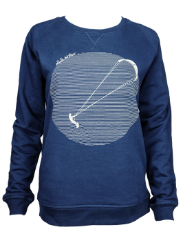 "Sweater ""kite"" // navy"