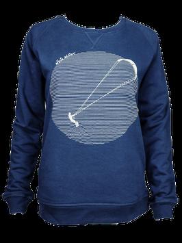 """Sweater """"kite"""" // navy"""
