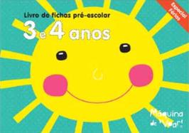 Arbeitsblätter auf Portugiesisch - 3-4 Jahre