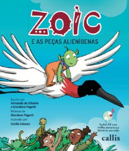 Zoic e as Peças Alienigeas