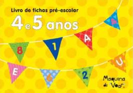 Arbeitsblätter auf Portugiesisch - Vorschulkinder 4-5 Jahre