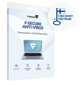F-Secure Anti-Virus 3 Computer