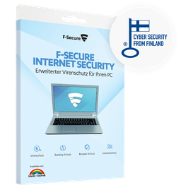 F-Secure Internet Security 1 Computer