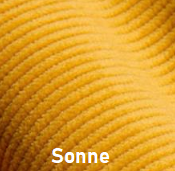 "Hose PEPE aus Bio-Cord ""Sonne"""
