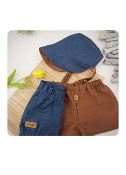 Shorts Emmi aus Leinen