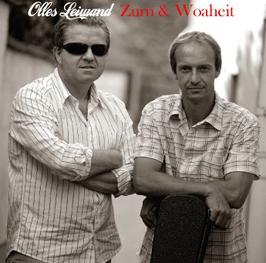 """CD """"Zurn und Woaheit"""""""