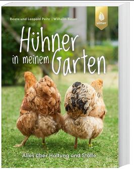 Buch: Hühner in meinem Garten