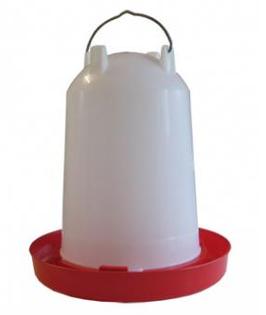 Geflügeltränke mit Bajonet Verschluss Tränke aus Plastik 12L