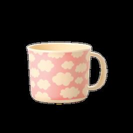 Melamine Baby Cup  - Cloud Print von RICE