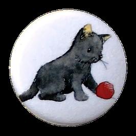 Button: Katze