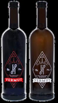 Vermut Rot / Weiß