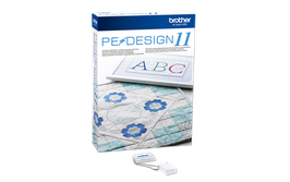 Brother PE Design 11 Software