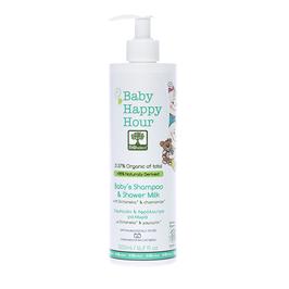 Crème de bain et shampoing pour bébé