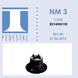NM3 Stelzlager 60-100mm