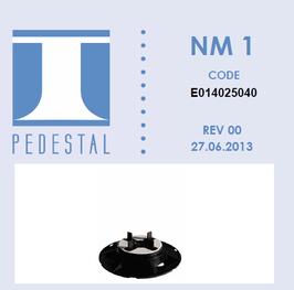 NM1 Stelzlager 25-40mm