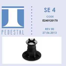 SE4 Stelzlager 120-170mm