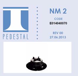 NM2 Stelzlager 40-70mm