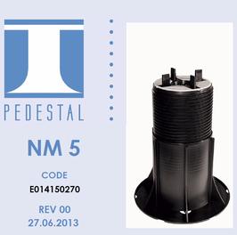 NM5 Stelzlager 150-270mm