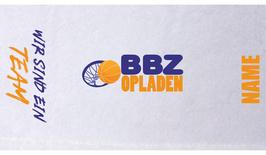 BBZ Opladen Gametowel mit Logo und Wunschname