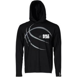 SPALDING Street Longsleeve with Hood mit BBZ Opladen Logo