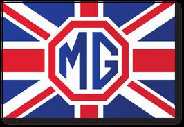 mg - union jack