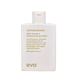 evo® normal person daily shampoo