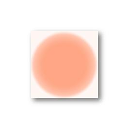 Kreisverlauf, apricot