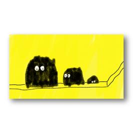 Drubbles gelb