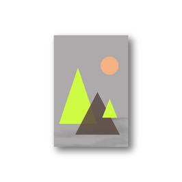 Geometrische Landschaft II