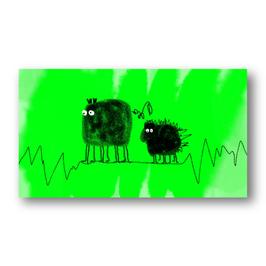 Drubbles grün