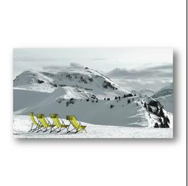 Alpen mit Aussicht