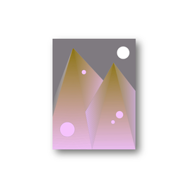 abstract landscape II